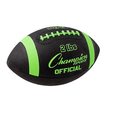 2lb OFFICIAL SIZE WEIGHTED FOOTBALL TRAINER WF21